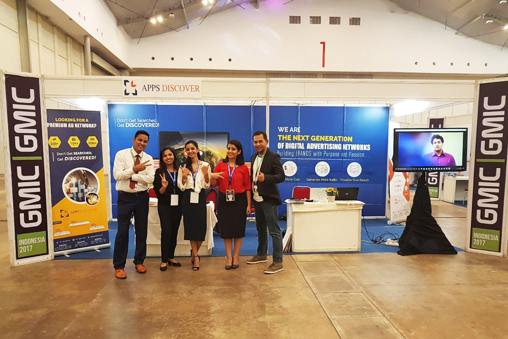 Apps Discover—A proud Participant of GMIC 2017
